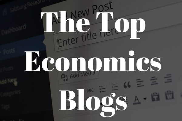 The best economics blogs