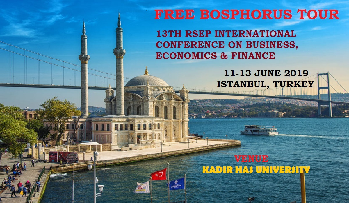 RSEP Istanbul Conference 2019
