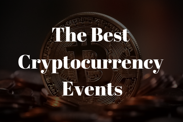 best cryptocurrency events