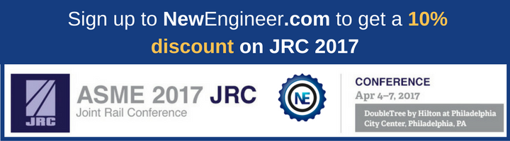 Sign up for a 10% Discount on JRC 2017