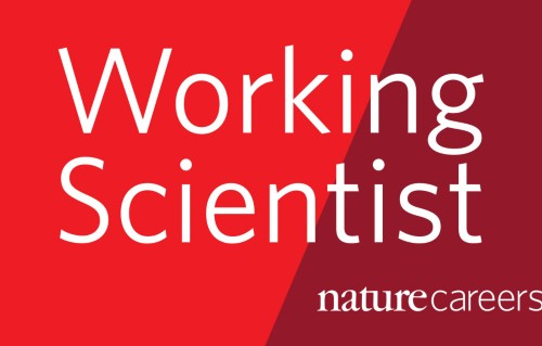 Working Scientist Podcast Logo