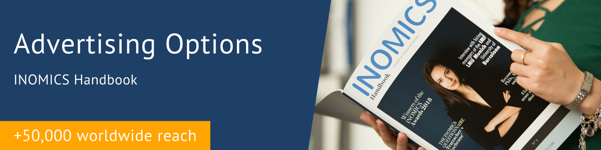 INOMICS Handbook 2019 Advertisers