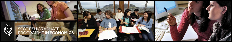 Scottish Graduate Program in Economics