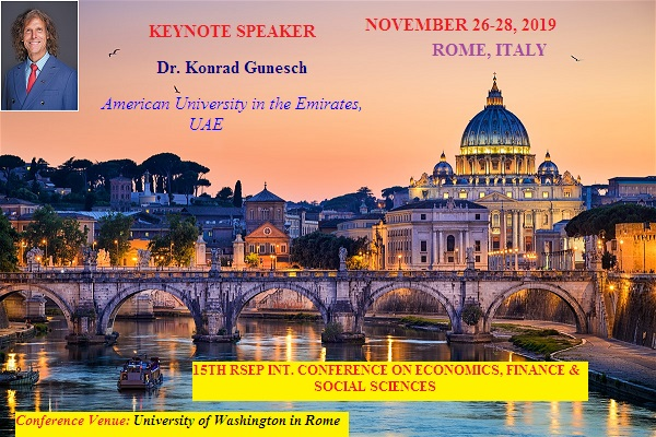 RSEP Conference - Rome 2019