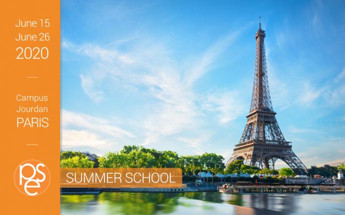 Header Summer School PSE