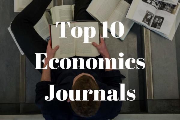 The top economics journals