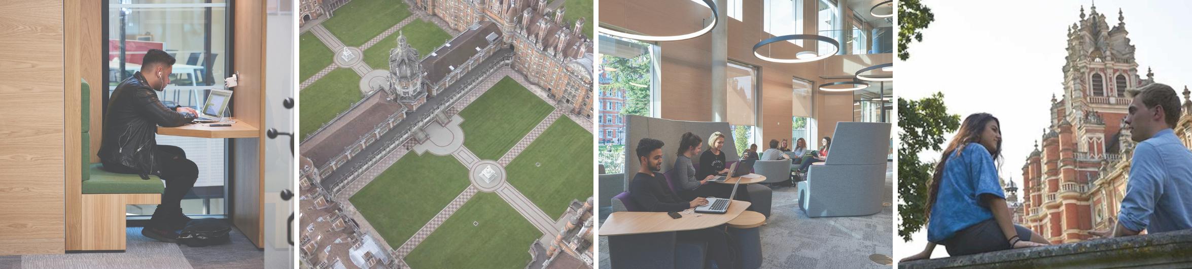 MSc Finance - Royal Holloway University of London
