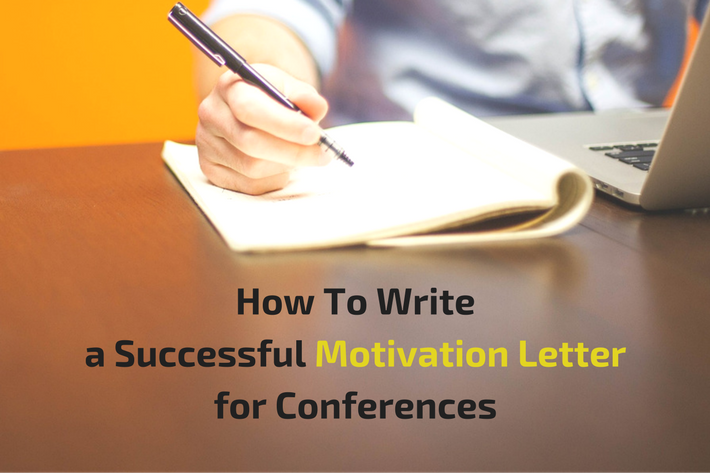 How to Write a Successful Motivation Letter for Conferences | INOMICS
