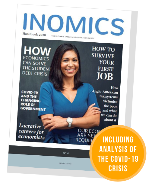 INOMICS Handbook 2020 - The Ultimate Career Guide for Economists