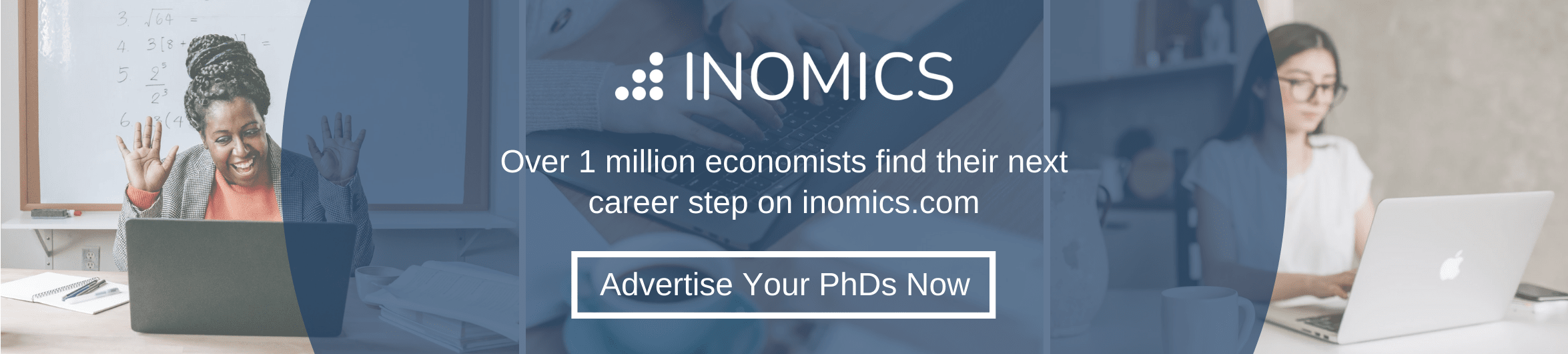 Advertise your PhD on inomics.com