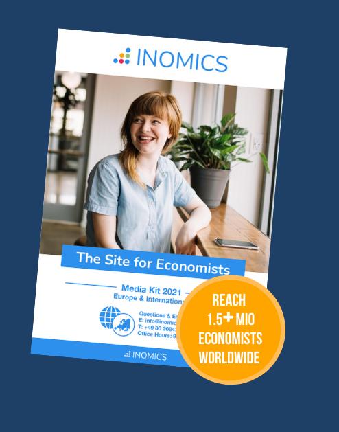 INOMICS Media Kit 2021