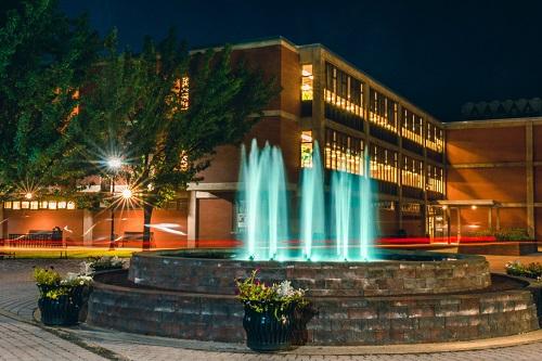 Lock Haven University Campus
