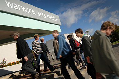 University of Warwick - Art Center