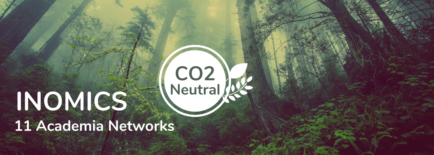 INOMICS - 11AN goes CO2 Neutral - Press Release