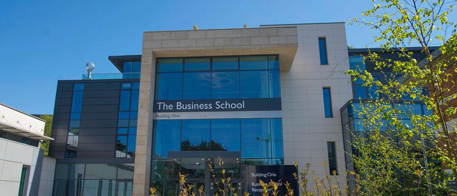 exeter business school logo