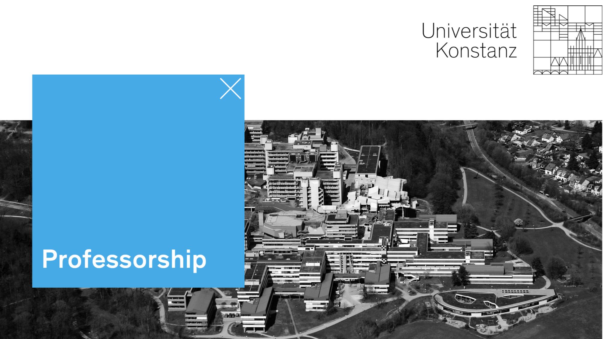 professorship photo Konstanz 2021