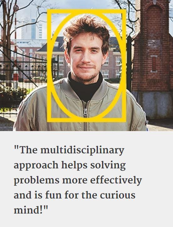 Testimonial Utrecht Multidisciplinary Economics