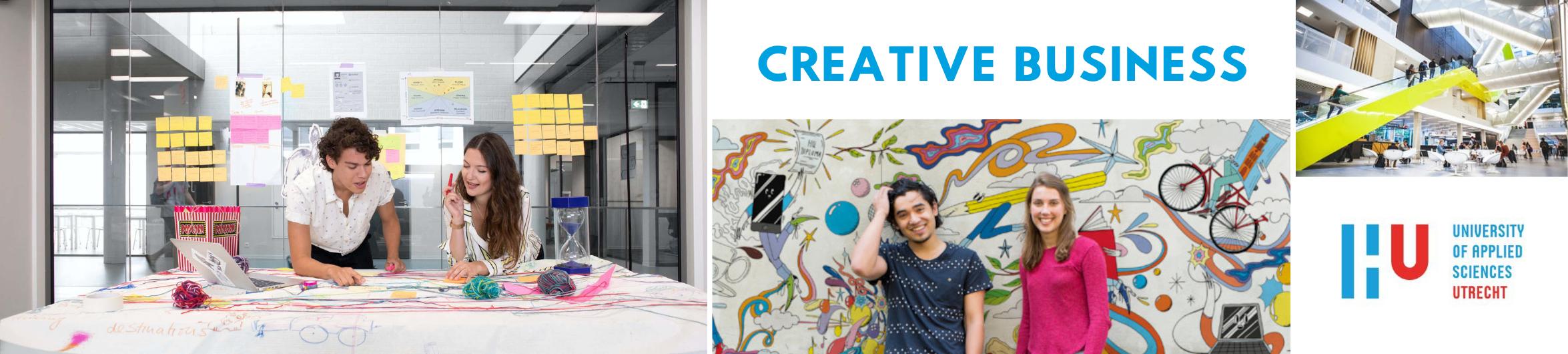 Creative Business Bachelor's HU