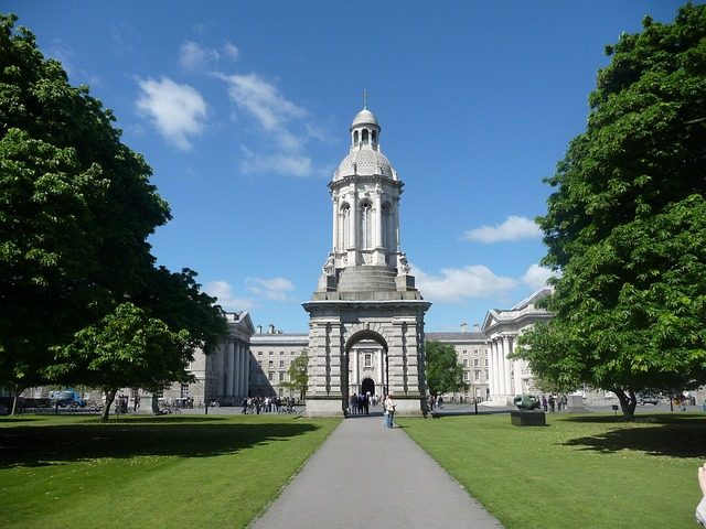 top universities in ireland for engineering