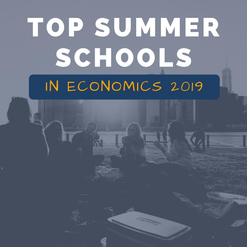 Top Summer Schools in Economics 2019 | INOMICS