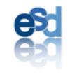 Logo for ESD