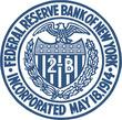 Logo for Federal Reserve Bank of New York