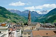 Header mage for Free University of Bozen-Bolzano