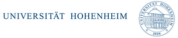 Header mage for Institute of Economics, University of Hohenheim