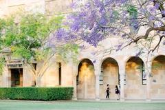 Header mage for University of Queensland School of Economics
