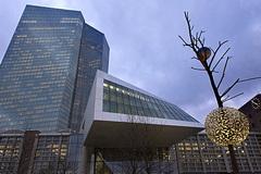 Header mage for European Central Bank