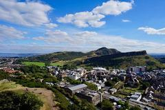 Header mage for Edinburgh Napier University