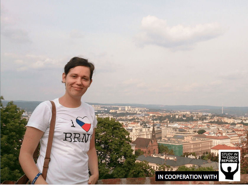 Meet Jasna: a Master degree student of Business Management at the Masaryk University in Brno