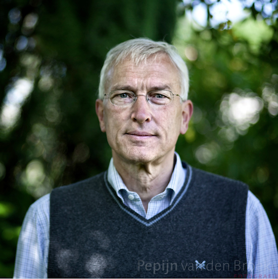 Professor Jan Oosterhaven to receive The EIB-ERSA Prize 2015