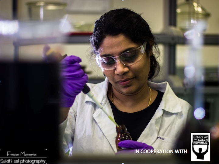 Meet Mohanapriya: a PhD student of Textile Technics and Material Engineering at the Technical University of Liberec