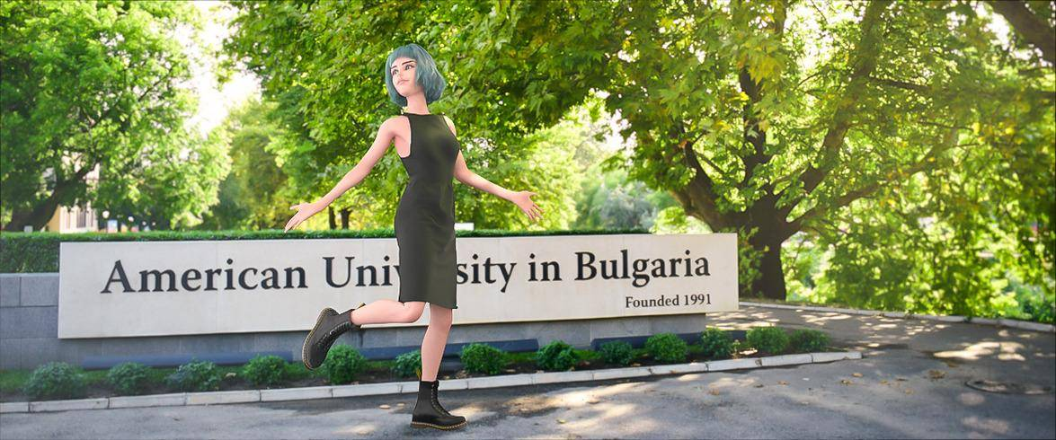 Studying at the American University in Bulgaria