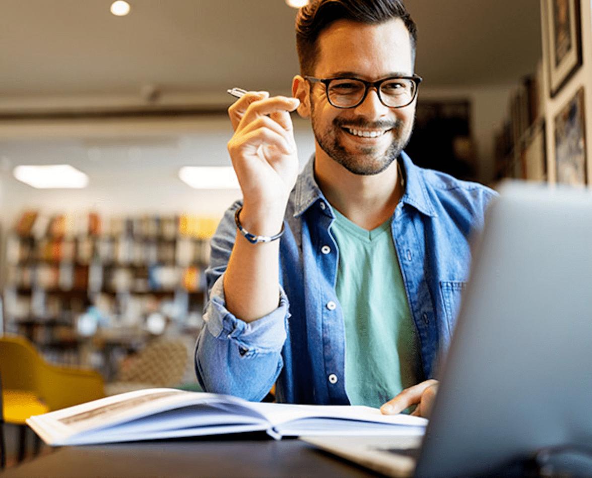 Improving Fundamentals of Econometrics with Online Practice Tests
