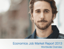 INOMICS Releases Economics Job Market Report 2013 (Worldwide Overview)