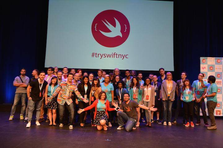 4 Reasons Why You Should Attend try! Swift NYC This Fall
