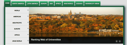 Web Rankings for Universities: How to Secure a Top Spot