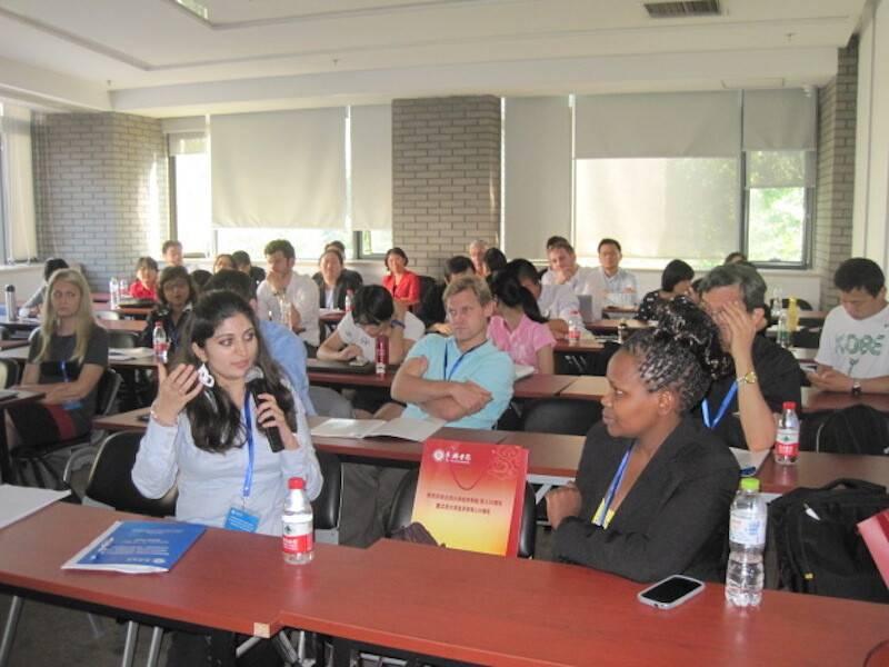 Conference Testimonials - Naila Tasneem from Pakistan