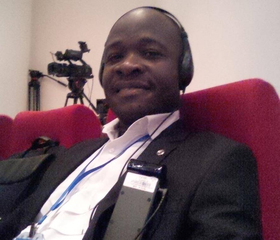 Conference Testimonials - Anthony Orji from Nigeria