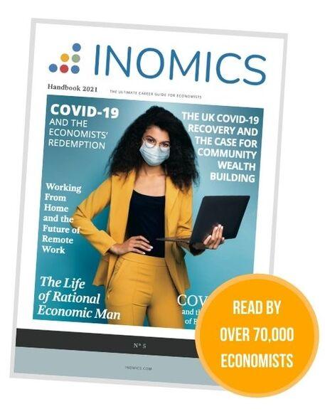 INOMICS Handbook - The Ultimate Career Guide for Economists