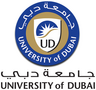 Logo for University of Dubai