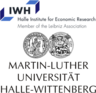 Logo for IWH Halle Institute for Economic Research / Martin-Luther Universität Halle-Wittenberg