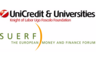 Logo for SUERF/UniCredit & Universities Foundation