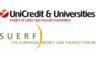 Logo for SUERF/UniCredit & Universities Foundation