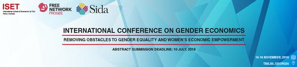 International Conference on Gender Economics