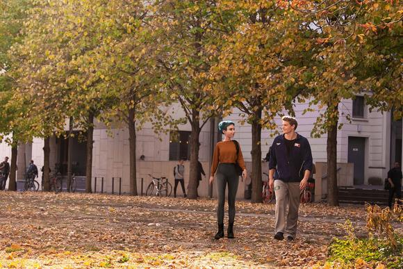 Hiding 'Unter den Linden' - Humboldt University Berlin, Germany