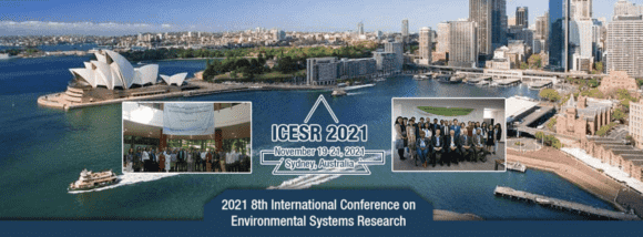 2021 8th International Conference on Environmental Systems Research (ICESR 2021)