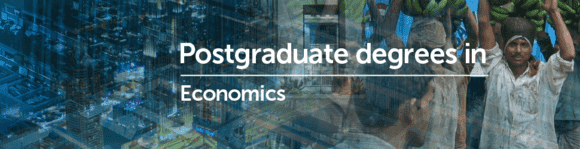 MSc Programmes in Economics